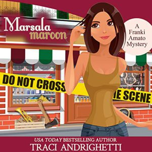 Book Review: Marsala Maroon by Traci Andrighetti