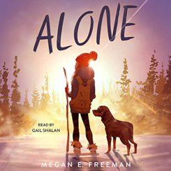 Book Review: Alone by Megan E. Freeman